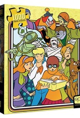 USAopoly Scooby-Doo Meddling Kids 1000 PCS Puzzle