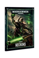 Games Workshop Warhammer 40K Codex Necrons (8th Edition)