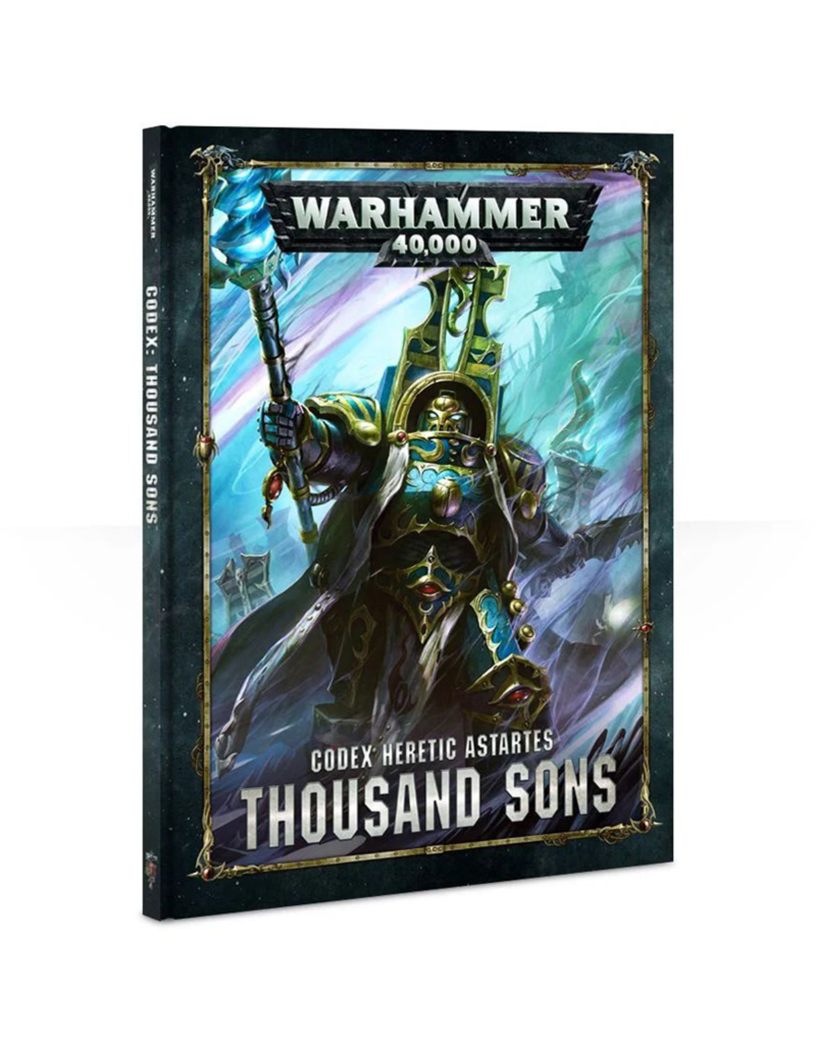 Games Workshop Warhammer 40K Codex Thousand Sons