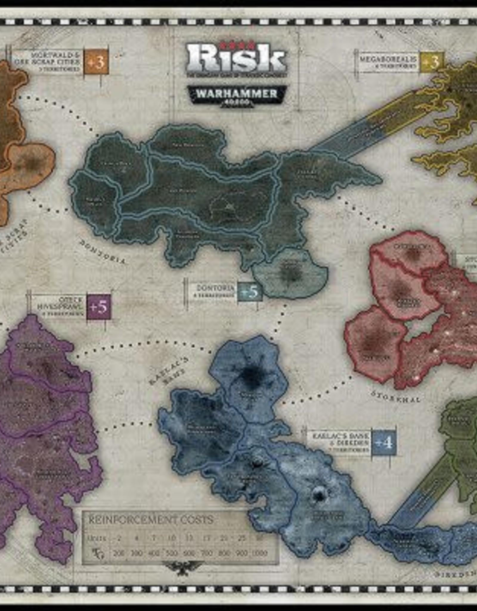 The OP Risk: Warhammer 40000