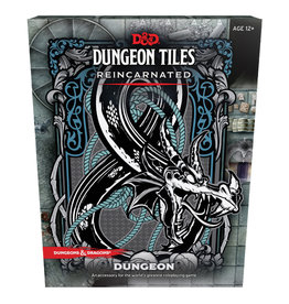 Wizards of the Coast Dungeon Tiles D&D Dungeon