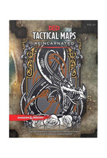 Wizards of the Coast D&D RPG: Tactical Maps Reincarnated