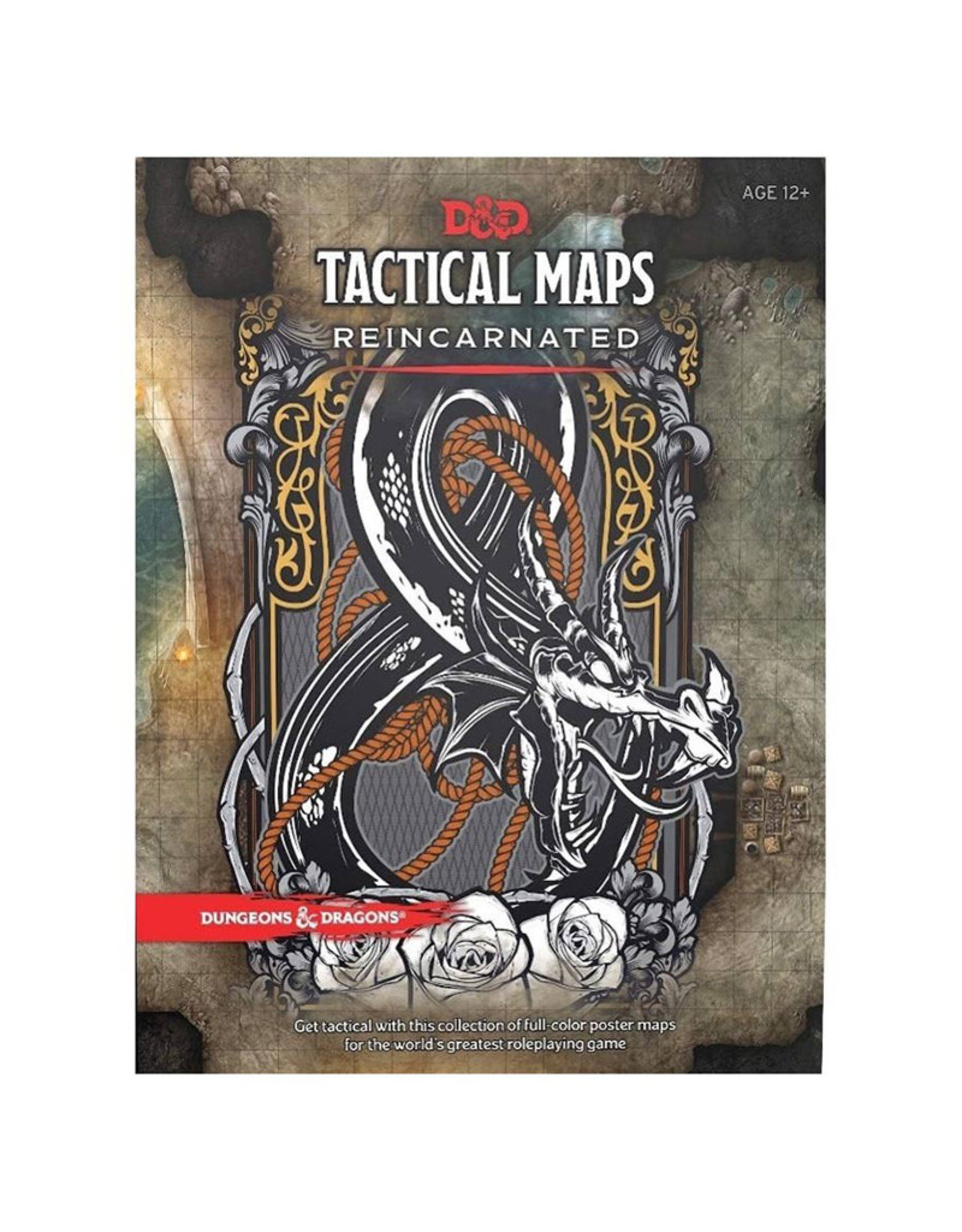 Wizards of the Coast D&D Tactical Maps Reincarnated