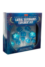 Wizards of the Coast D&D Forgotten Realms: Laeral Silverhand's Explorer's Kit
