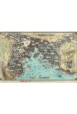 Gale Force 9 D&D RPG BALDURS GATE MAP