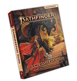 Paizo Pathfinder RPG: Gamemastery Guide Hardcover