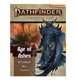 Paizo PF RPG Adventure Path Age of Ashes PT 1: Hell Knight Hill