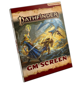 Paizo Pathfinder RPG GM Screen