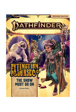 Paizo Pathfinder RPG: AP Extinction Curse PT 1 The Show Must Go On