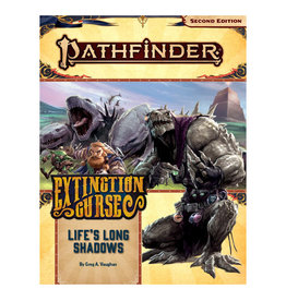 Paizo PF RPG AP Extinction  Curse PT 3 Life's Long Shadow