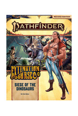 Paizo Pathfinder RPG: Adventure Path - Extinction Curse Part 4 - Siege of the Dinosaurs