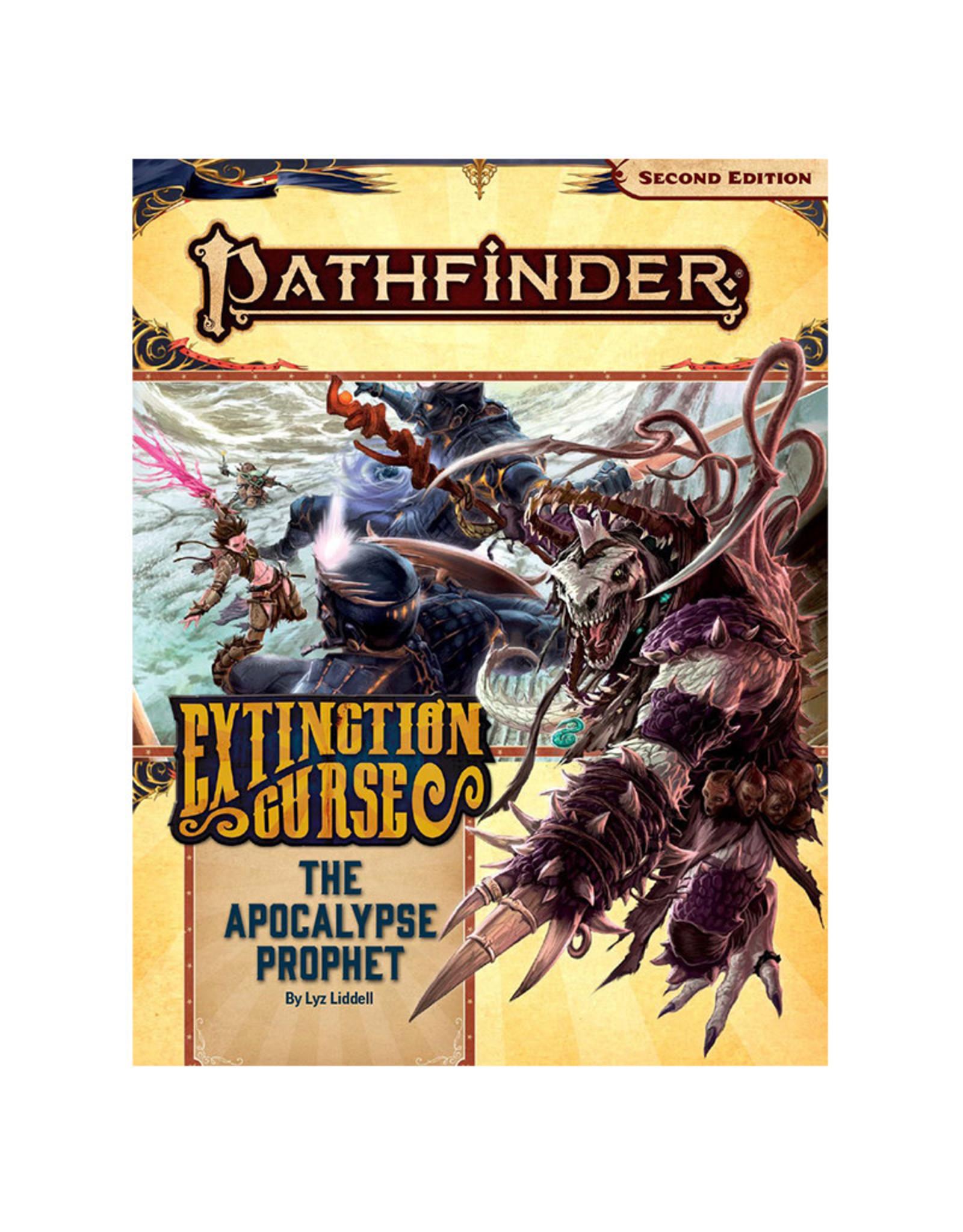 Paizo Pathfinder RPG: Extinction Curse Part 6 The Apocalypse Prophet