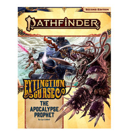 Paizo Pathfinder RPG: Adventure Path - Extinction Curse Part 6 - The Apocalypse Prophet