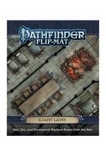 Paizo PF Flip mat Giant Lairs