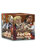 Paizo Pathfinder RPG: Spell Cards - Focus