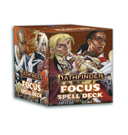 Paizo Pathfinder RPG: Spell Cards - Focus