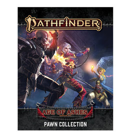 Paizo Pathfinder Age Of Ashes Pawn Collection