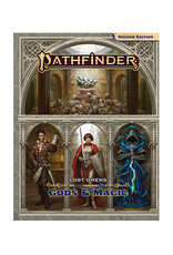 Paizo Pathfinder RPG: Lost Omens Gods & Magic