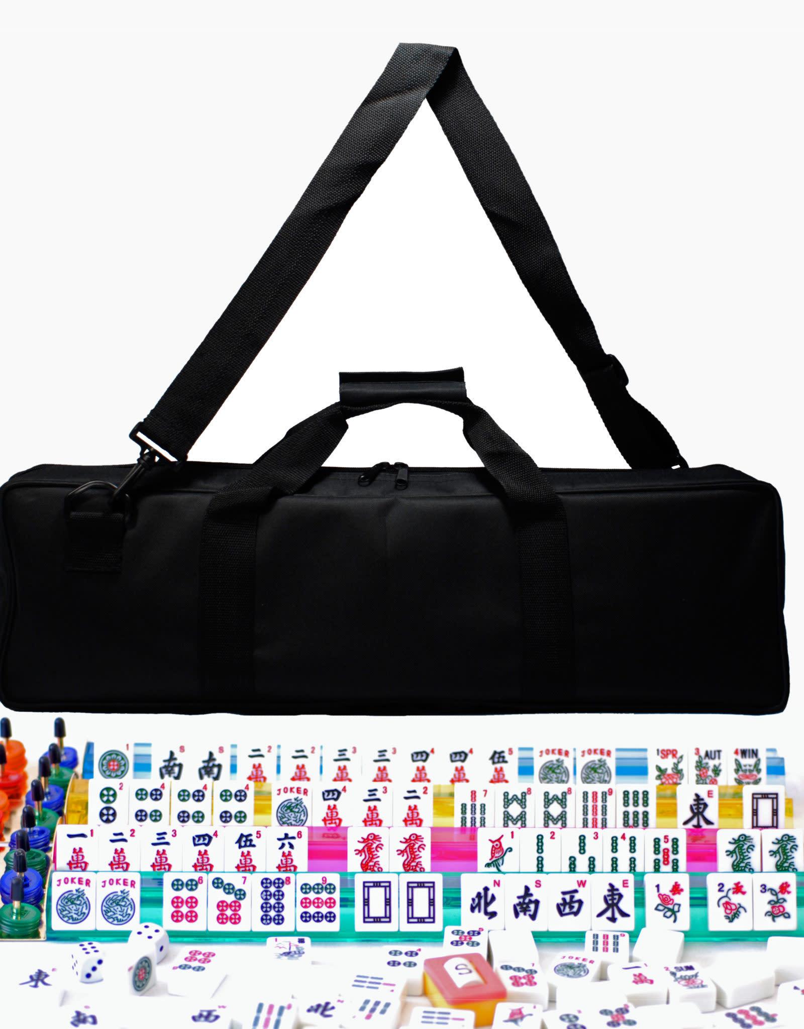 American Mahjong in Canvas Bag
