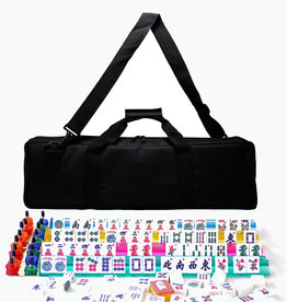 American Mahjong in Canvas Bag