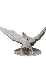 Wizkids D&D Nolzur's Unpainted Miniatures: Brass Dragon