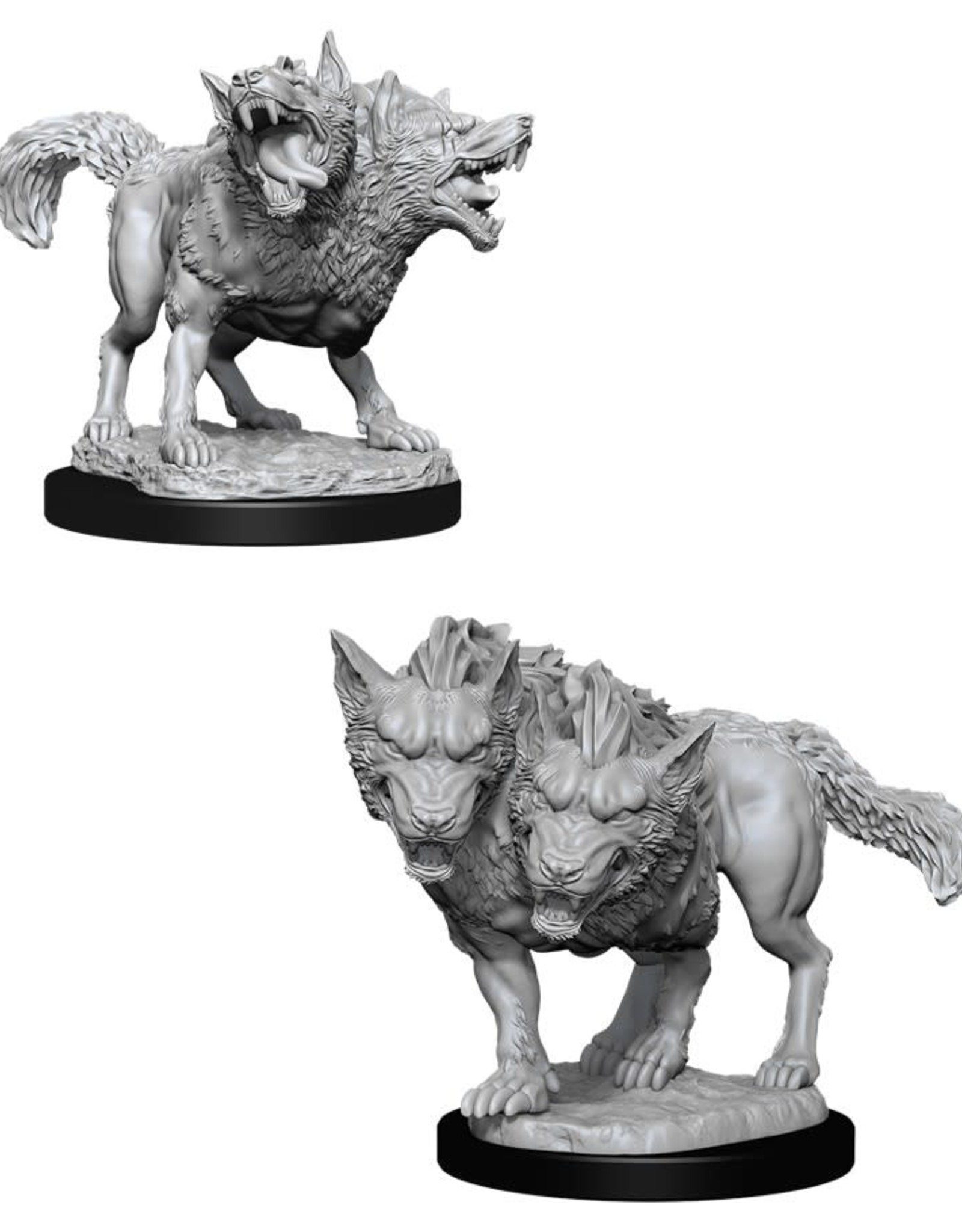 Wizkids D&D Unpainted Minis: Death Dog