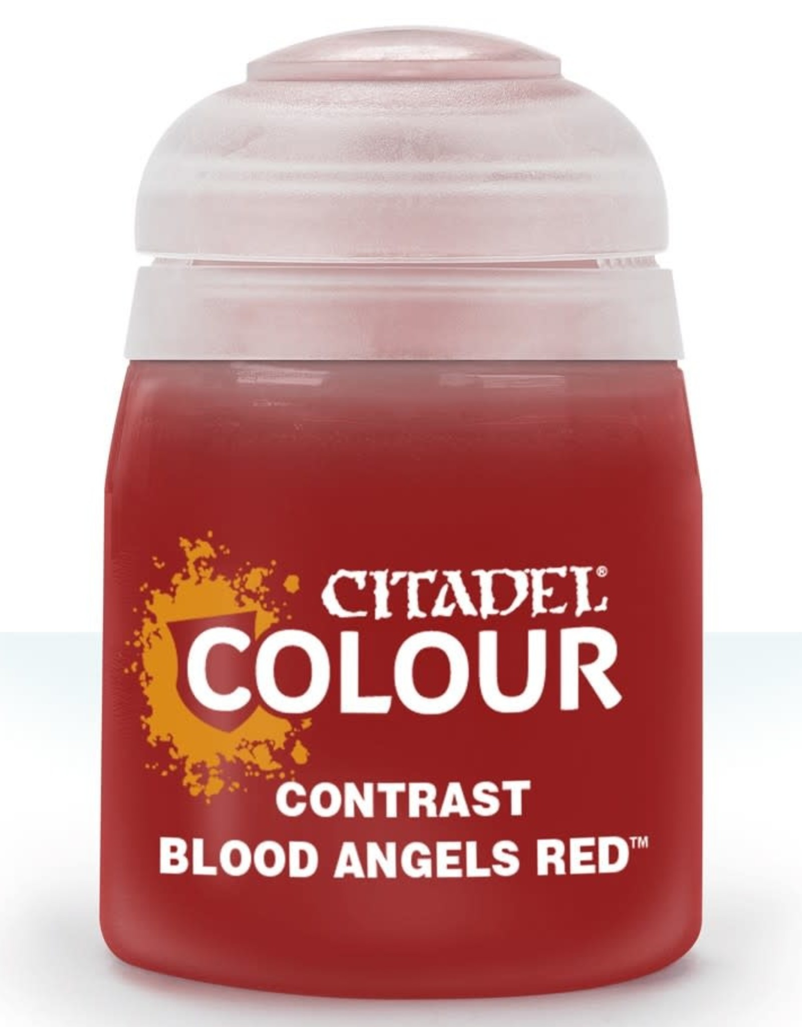 Citadel Constrast Paint: Blood Angels Red