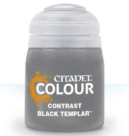 Citadel Contrast Paint: Black Templar
