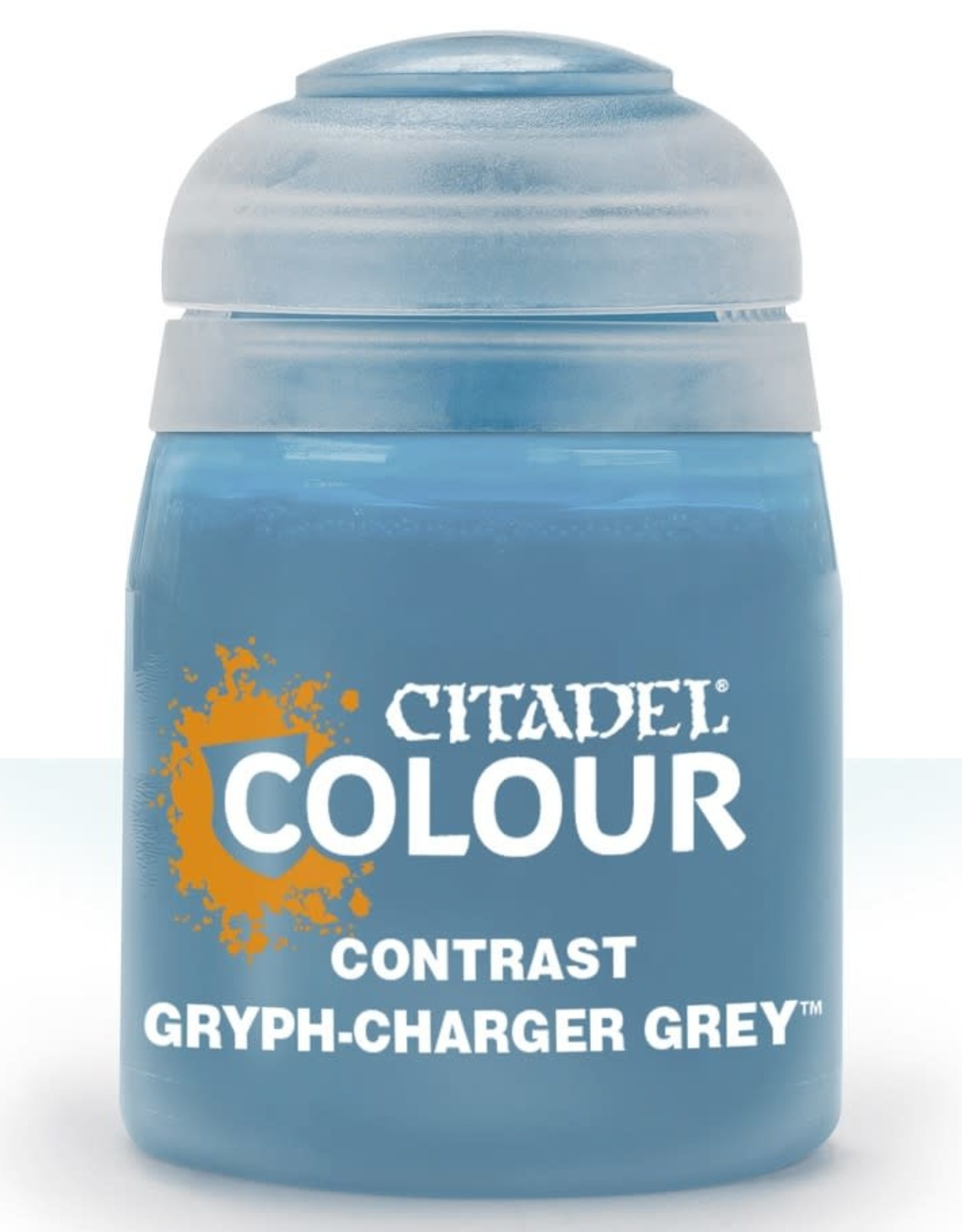 Citadel Contrast Paint: Gryphcharger Grey