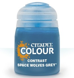 Citadel Contrast Paint: Space Wolves Grey