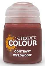 Citadel Contrast Paint: Wyldwood