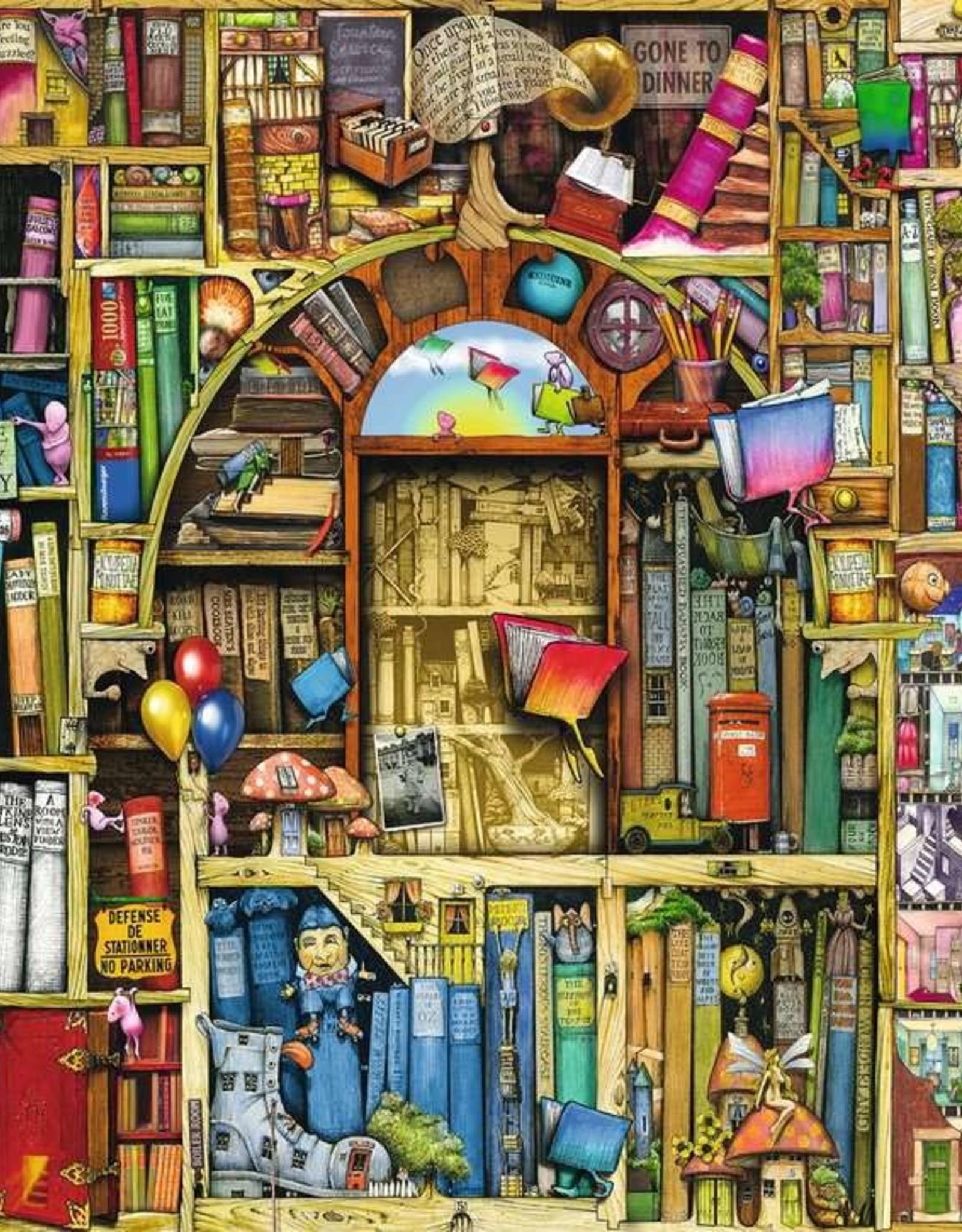 Ravensburger Bizarre Bookshop 2 1000 PCS