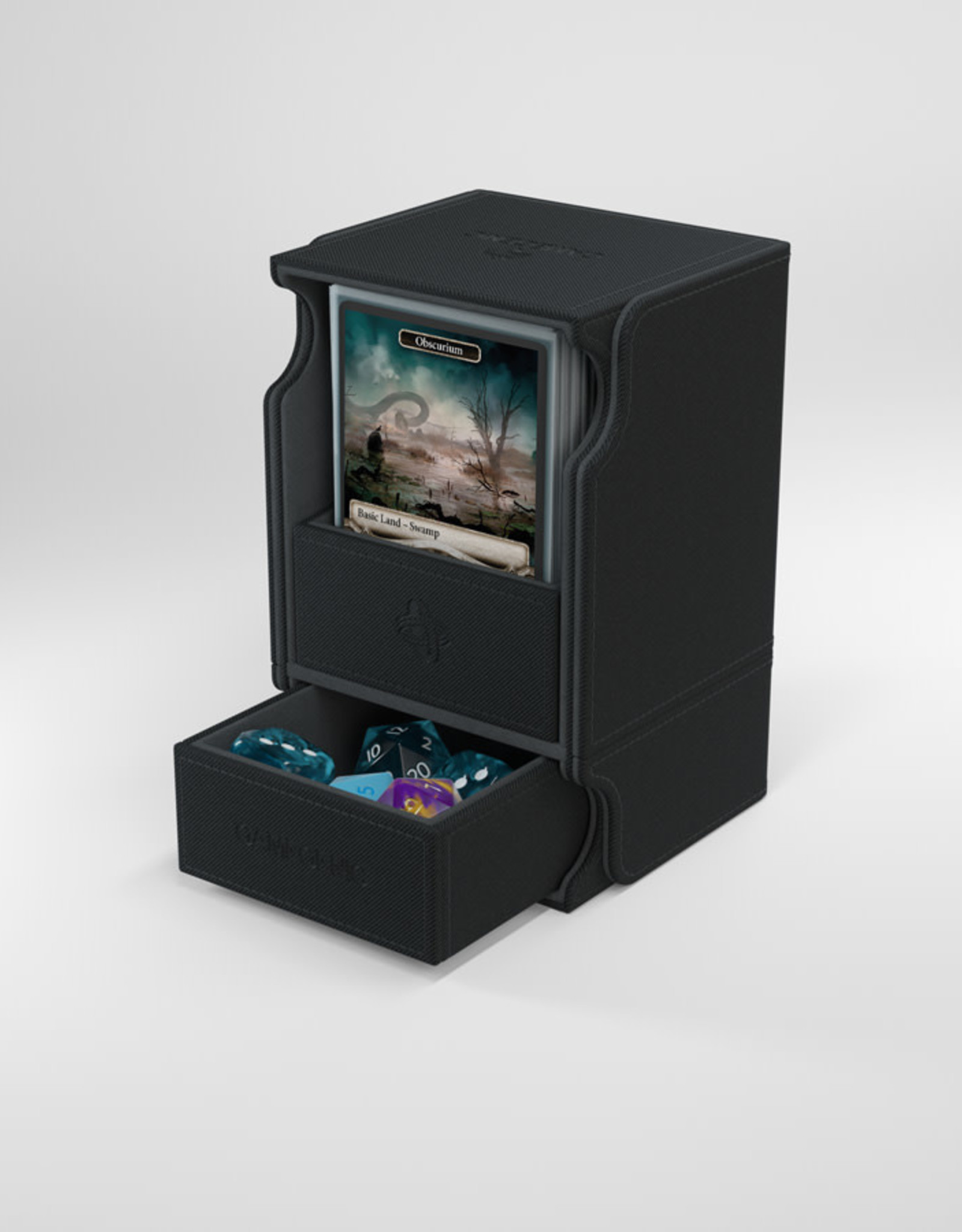 Deck Box: Watchtower 100+ Black