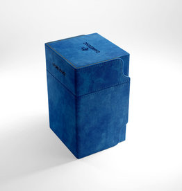 Deck Box: Watchtower 100+ Blue