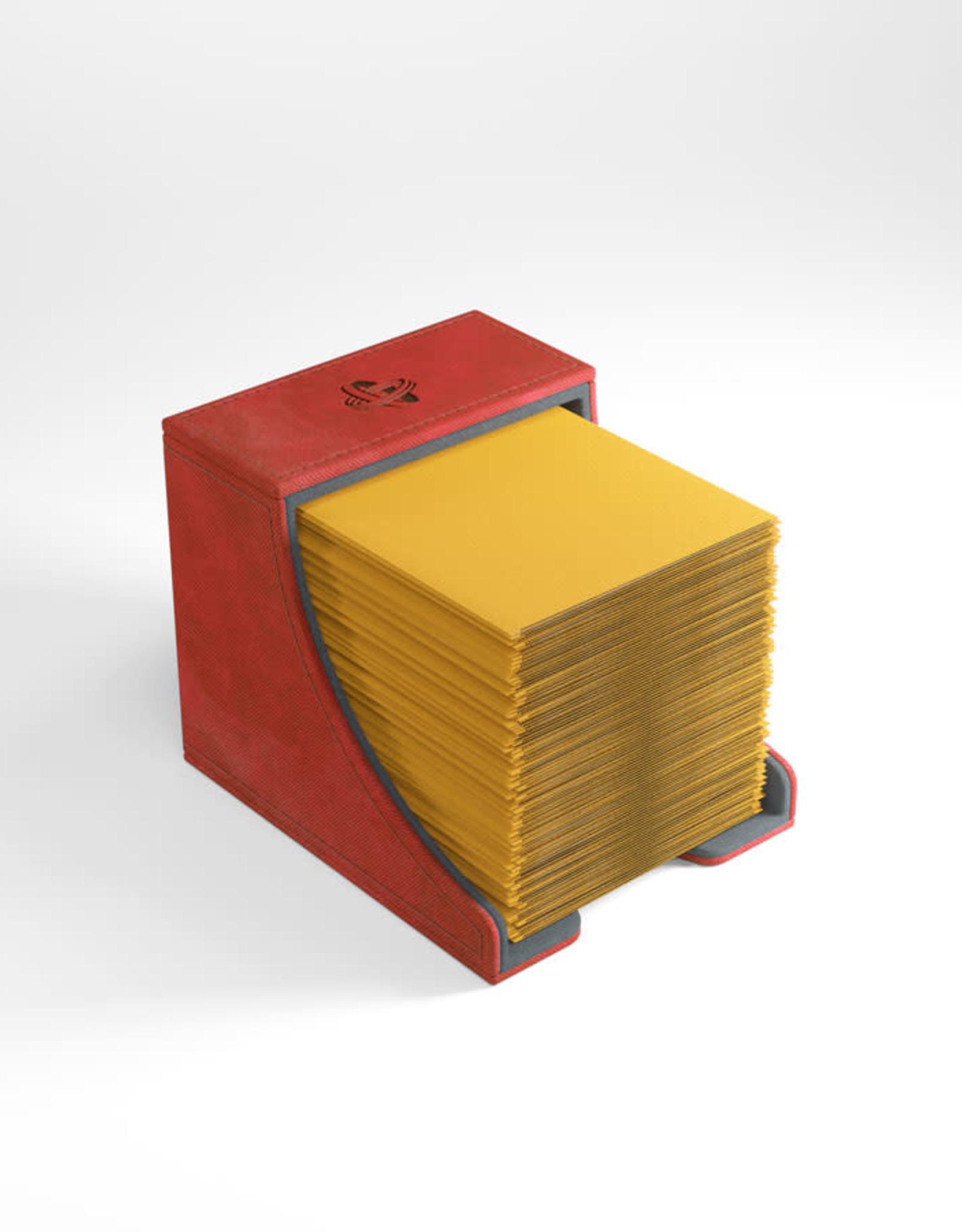 Deck Box: Watchtower 100+ Red