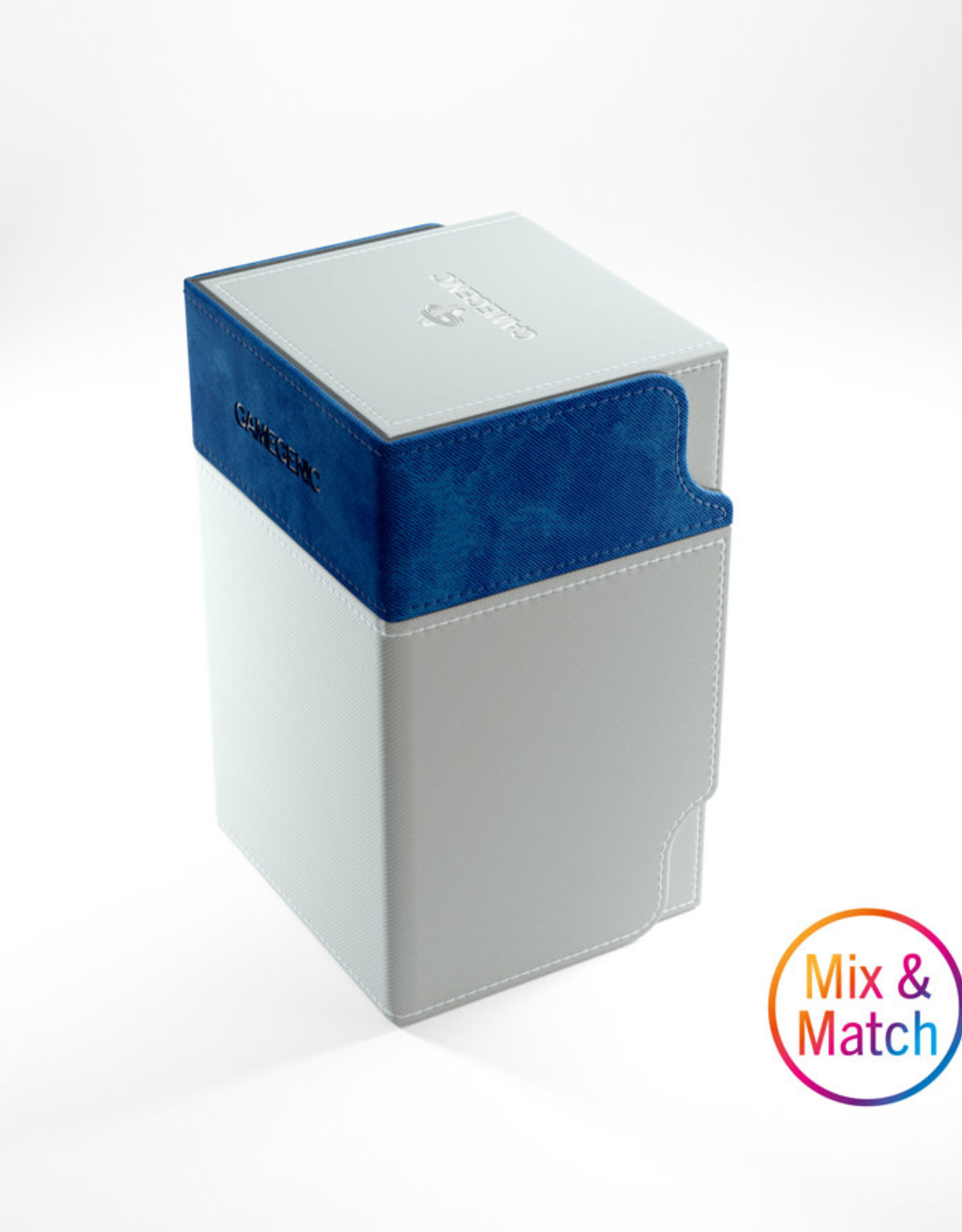 Deck Box: Watchtower 100+ White