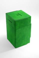 Deck Box: Watchtower 100+ Green