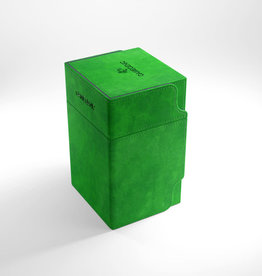Deck Box: Watchtower 100+ Green
