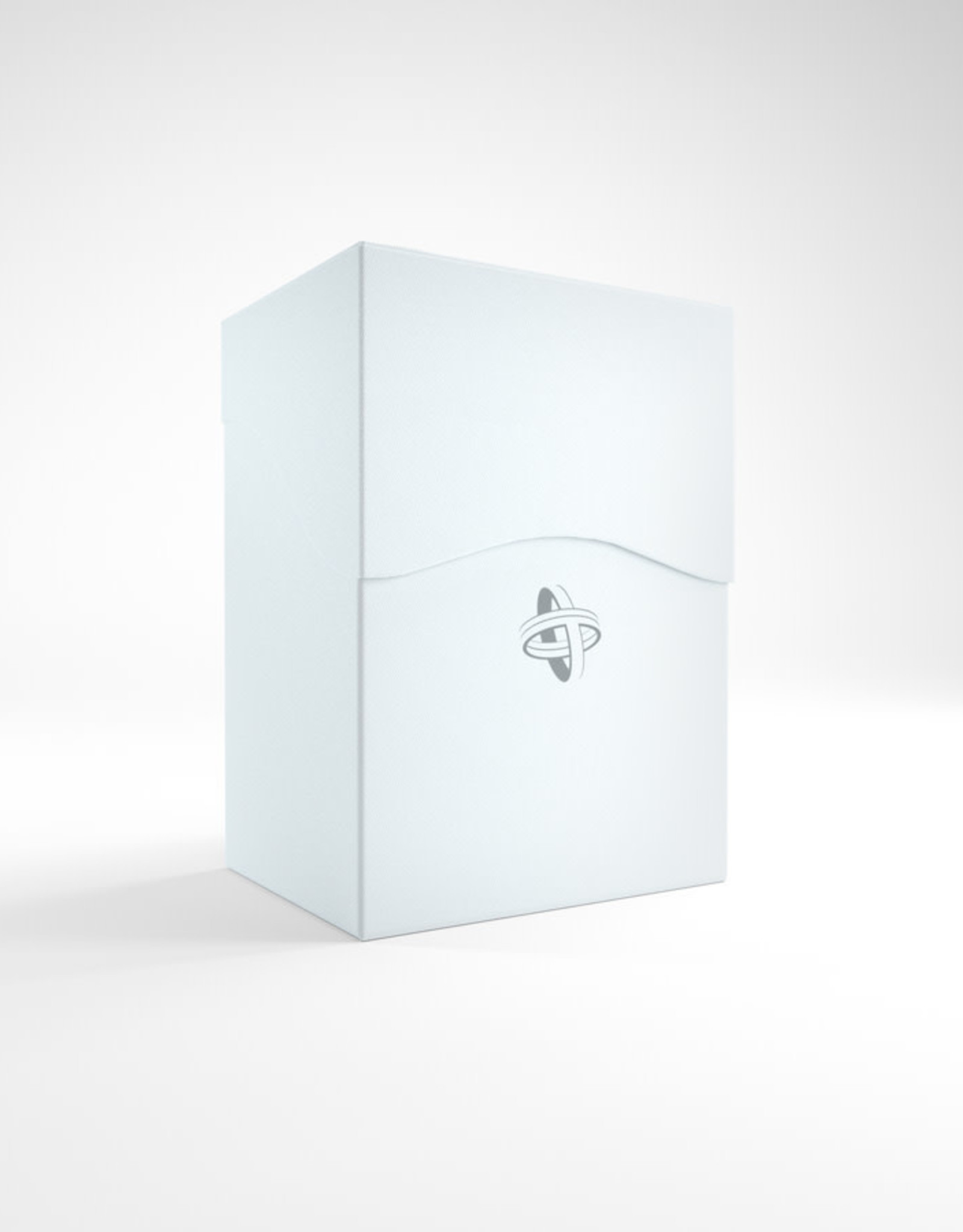 Deck Box: Deck Holder 80+ White