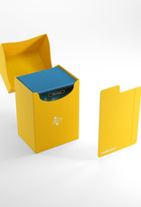 Deck Box: Deck Holder 80+ Yellow