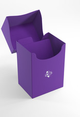 Deck Box: Deck Holder 80+ Purple