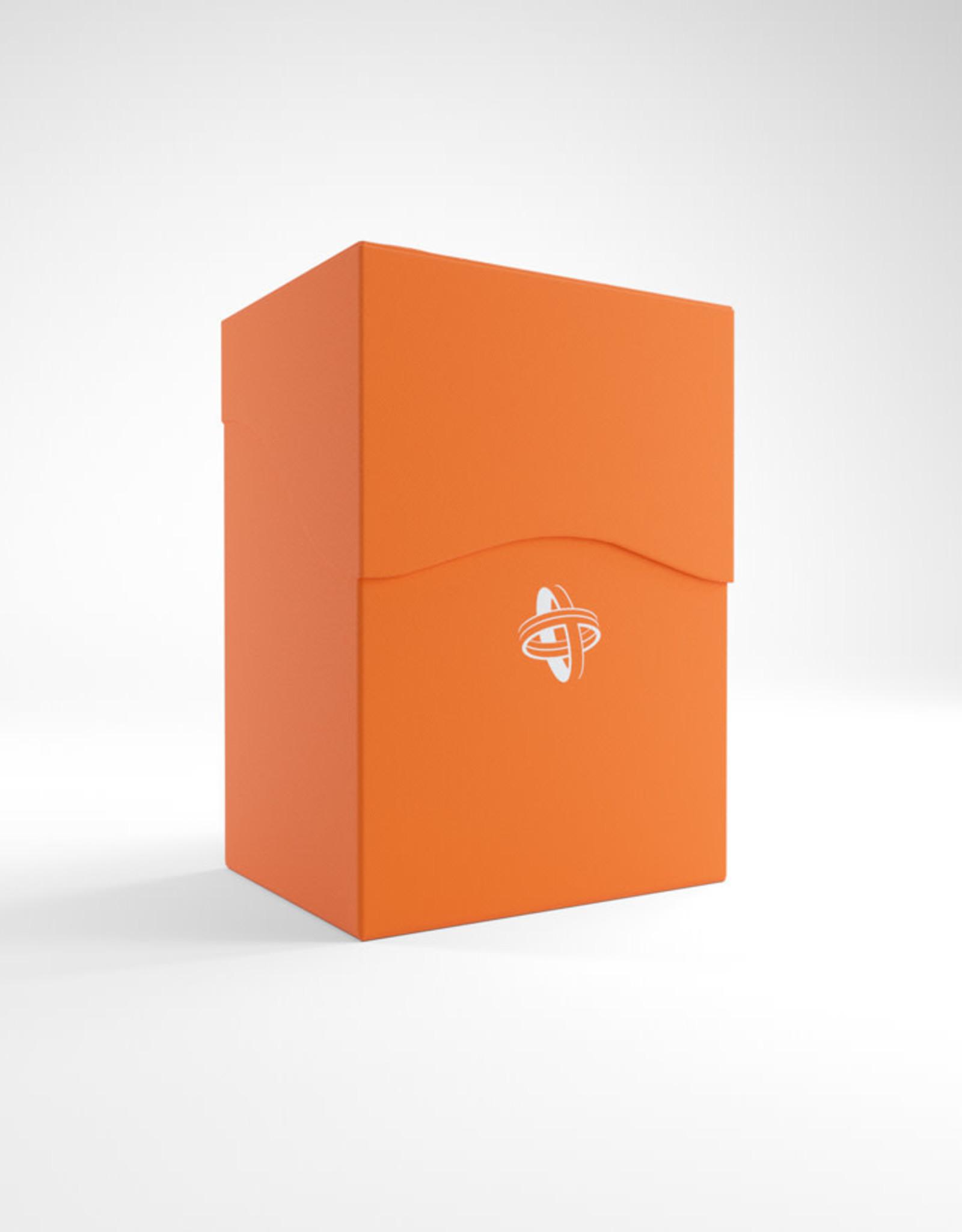 Deck Box: Deck Holder 80+ Orange