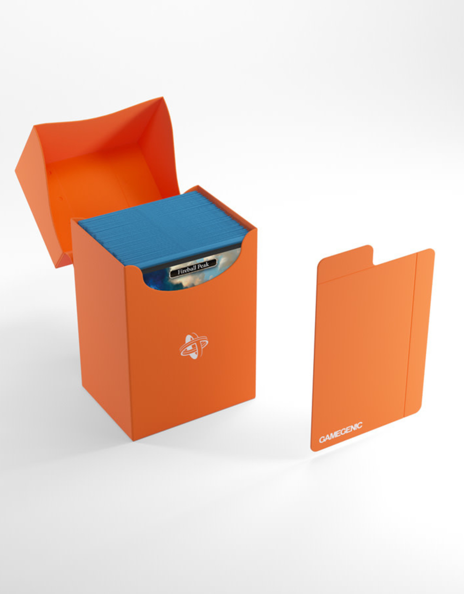 Deck Box: Deck Holder 80+ Orange