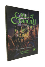 Chaosium Call of Cthulhu RPG: Starter Set