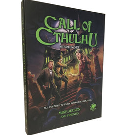 Chaosium Call of Cthulhu RPG Starter Set