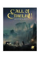 Chaosium Call Of Cthulhu RPG:  Keeper Screen Pack