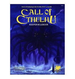 Chaosium Call of Cthulhu RPG: Keeper Rulebook (7th Ed. Core Rulebook)