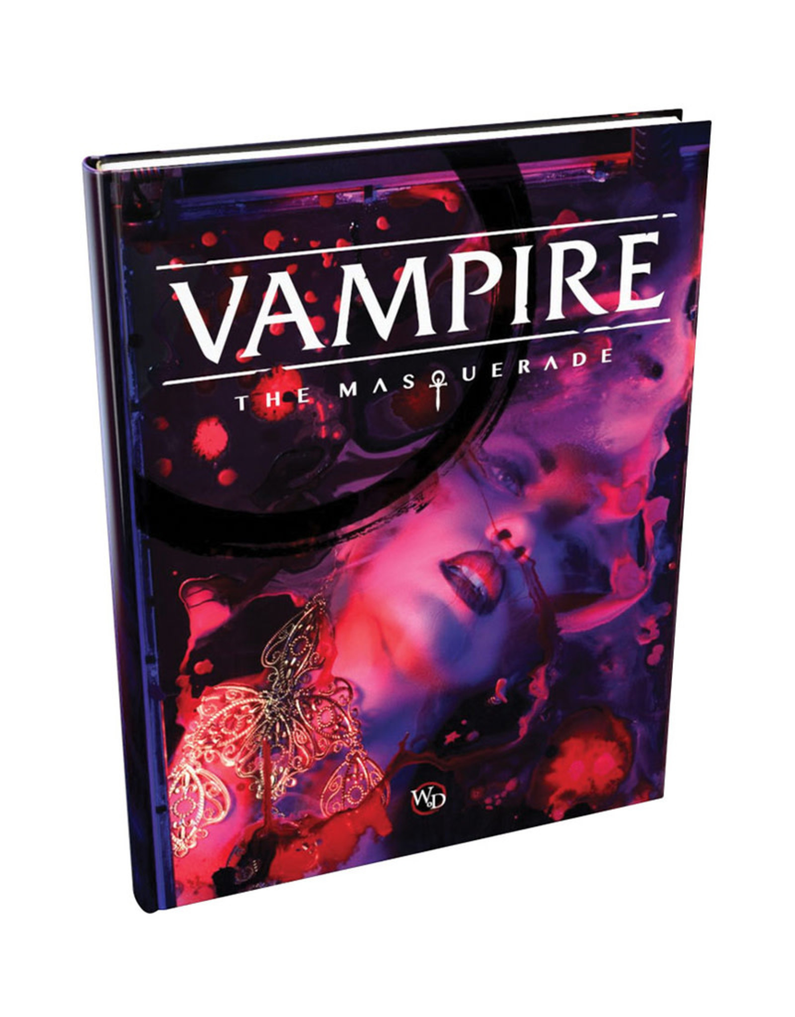 Modiphius Vampire RPG: The Masquerade  Core Rulebook (5th Ed.)