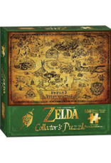USAopoly The Legend of Zelda Hyrule Map 550 PC Puzzle