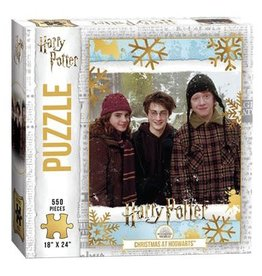 USAopoly Harry Potter Christmas at Hogwarts 550 PC Puzzle